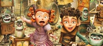 Elle Fanning Gets Bratty in Stop-Motion Fantasy 'Boxtrolls'