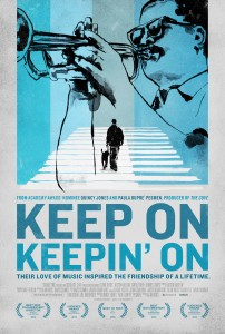 """KEEP ON KEEPPIN' ON."" (Key Art). ©Radius."