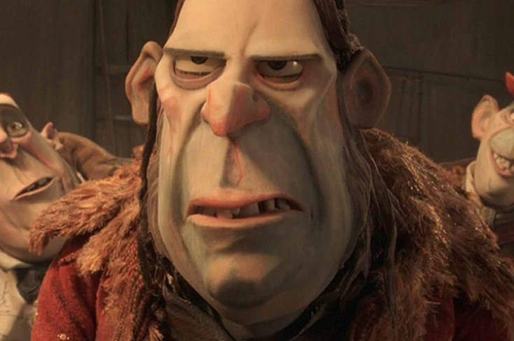 Sir Ben Kingsley Builds Another Baddie for 'Boxtrolls ...
