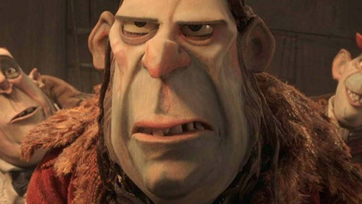 Sir Ben Kingsley Builds Another Baddie for 'Boxtrolls'