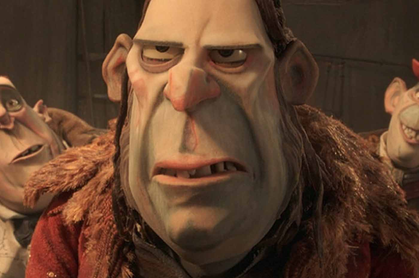 Sir Ben Kingsley Builds Another Baddie for 'Boxtrolls' - 3 ...