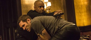 All Things Being Equal, Denzel Washington Holds Together Revenge Action Movie