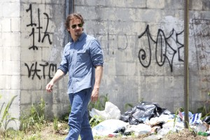 Jeremy Renner stars as journalist Gary Webb in the dramatic thriller KILL THE MESSENGER. ©Focus Features LLC.