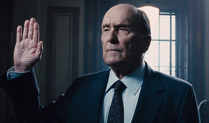 Duvall, Thornton Reunite in 'The Judge' – 4 Photos