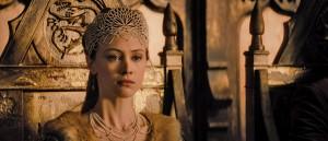 "SARAH GADON stars as Mirena in ""Dracula Untold."" ©Universal Pictures."