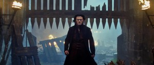 "LUKE EVANS stars as Vlad in ""Dracula Untold"", the origin story of the man who became Dracula.  ©Universal Pictures."