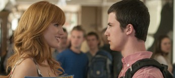 EXCLUSIVE: Disney Channel Alum Bella Thorne Plays Prissy Girlfriend in 'Bad Day' – 3 Photos