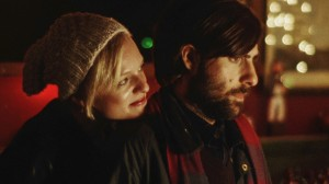 "Elisabeth Moss and Jason Schwartzman in ""Listen Up Philip."" ©Tribeca Films."