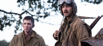 Logan Lerman Discovers War is Hell in 'Fury' – 4 Photos