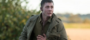 Logan Lerman Discovers War is Hell in 'Fury'