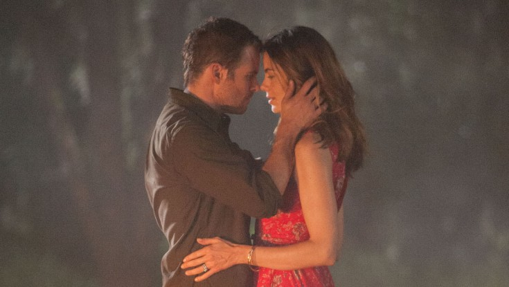 James Marsden and Michelle Monaghan Reconnect in 'Best of Me' – 5 Photos
