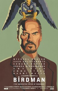 BIRDMAN (Key Art). ©Fox Searchlight.
