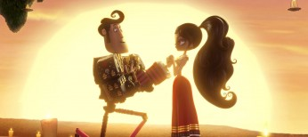 A Colorful New Chapter for Zoe Saldana in 'Book of Life' – 4 Photos
