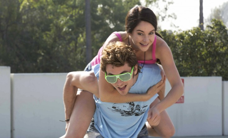 Shailene Woodley Takes Adolescent Flight in 'White Bird' – 6 Photos