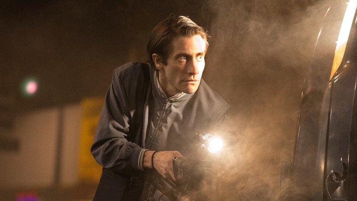 Gyllenhaal Unleashes His Inner Creep in 'Nightcrawler'