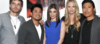 Filipino-Australian Star Curtis Makes Hollywood Debut in 'Blood Ransom' – 3 Photos