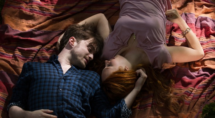 Daniel Radcliffe Returns to Magical Realism Realm in 'Horns' – 4 Photos