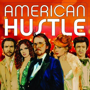 """American Hustle Soundtrack"" (Album Art). ©Columbia Records."