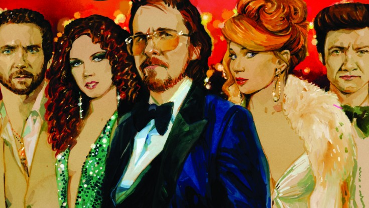 'American Hustle' Soundtrack Gets Deluxe Vinyl Revamp