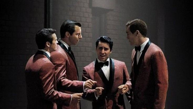 'Jersey Boys' Comes Home Tuesday