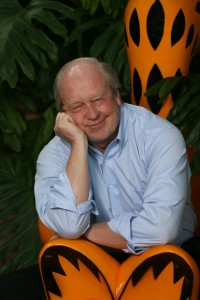 "Jim Davis, creator of ""Garfield."" ©Kyle Evens."