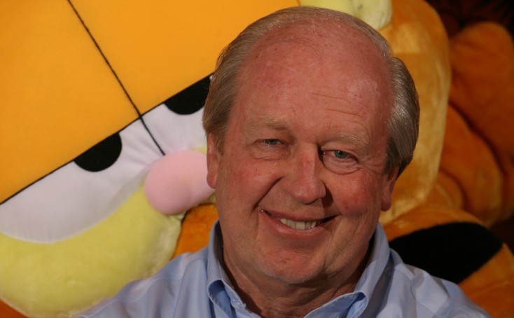 EXCLUSIVE: Garfield Creator Jim Davis Talks on 'Holiday Collection' on DVD