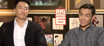 Video: 'Big Hero 6' Stars and Directors Talk DVD Release