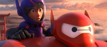 A Melting Pot of Superheroes Stir Up Fun in 'Big Hero 6'