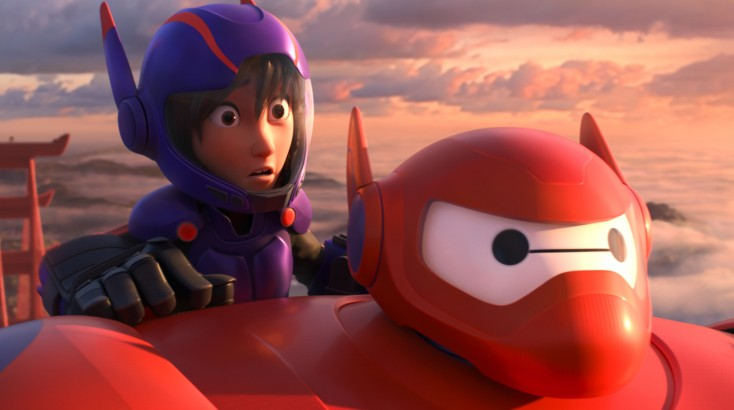 'Big Hero 6' Actors Henney, Potter Talk Phenomenon