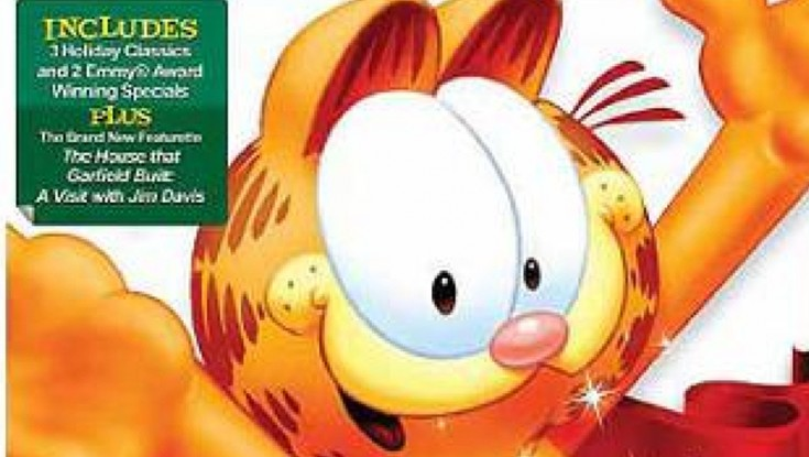 Garfield Creator Jim Davis Talks on 'Holiday Collection' on DVD – 4 Photos