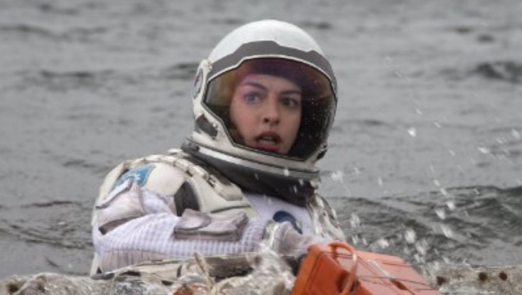 Matthew McConaughey, Anne Hathaway Talk 'Interstellar' – 6 Photos