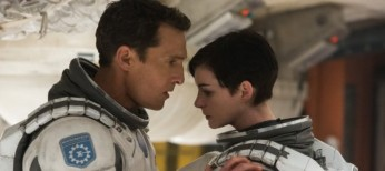 Matthew McConaughey, Anne Hathaway Talk 'Interstellar'