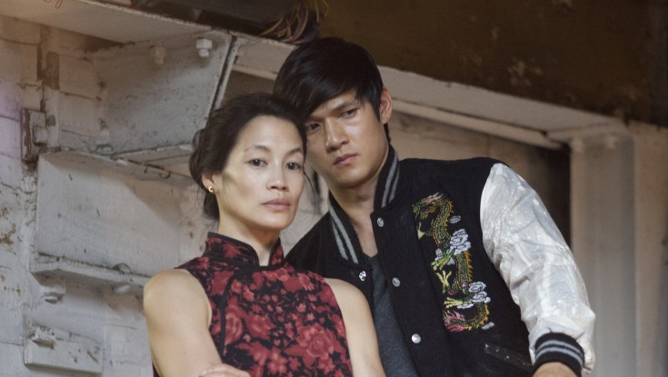 EXCLUSIVE: 'Glee' Star Harry Shum Delivers a Dark Portrait in 'Green Dragons'