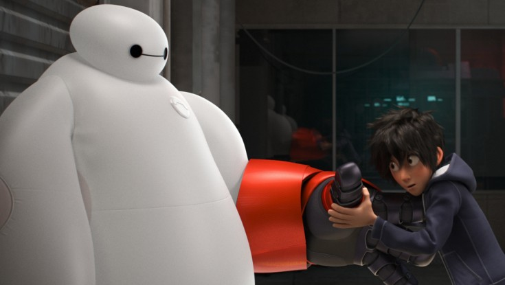 Versatile Comedian Scott Adsit Voices Compassionate Machine in 'Big Hero 6' – 4 Photos