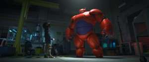"Hiro Hamada transforms his closest companion Baymax into a high-tech hero in ""Big Hero 6.""  ©2014 Disney. All Rights Reserved."