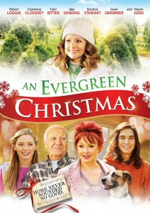 An Evergreen Christmas (DVD Art). ©Arc Entertainment.