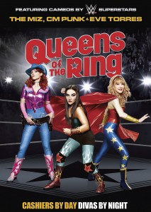Queens Of The Ring (DVD Art). ©Image Entertainment.