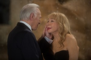Christopher Plummer and Shirley MacLaine star in ELSA & FRED. ©Millenium. CR: Michele K. Short.