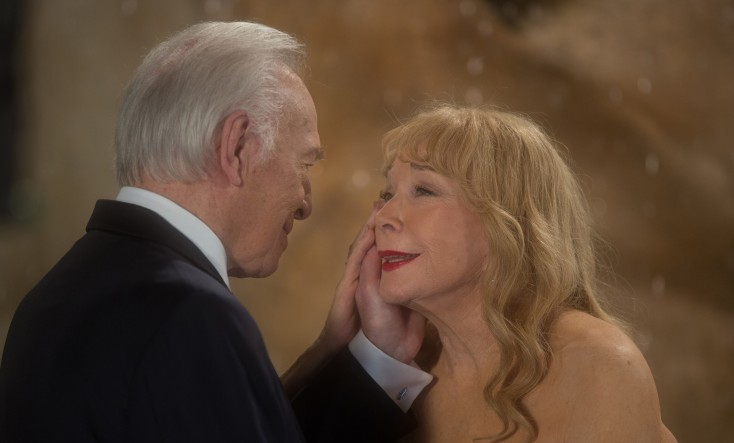 EXCLUSIVE: Shirley MacLaine Stars in Romantic 'Elsa & Fred'