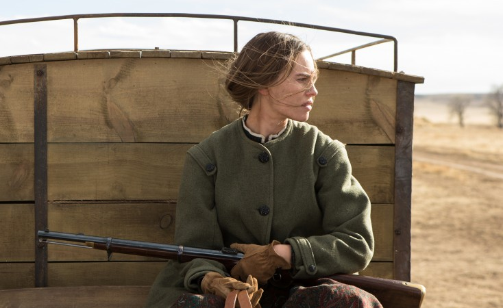 Hilary Swank Treks with Tommy Lee Jones in 'Homesman'