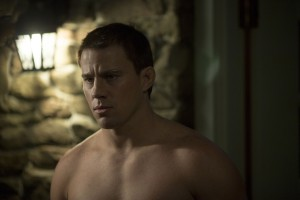 Channing Tatum as Mark Schultz in FOXCATCHER. ©Sony Pictures Classics. CR: Scott Garfield.