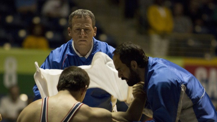 Steve Carell, Channing Tatum Show Darker Sides in 'Foxcatcher'