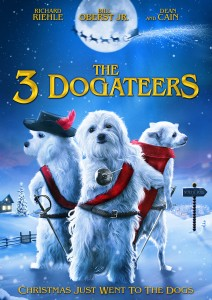 THE 3 DOGATEERS. (Cover Art). ©RLJ Entertainment / Image Entertainment.