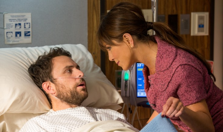 Jennifer Aniston Reprises her Sex-crazed Dentist Role in the Comedy Sequel 'Horrible Bosses 2' – 4 Photos