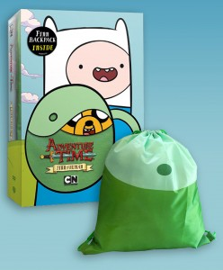 ADVENTURE TIME (DVD Art). ©Cartoon Network.