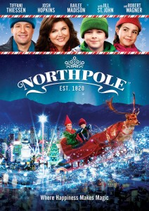 NORTHPOLE (DVD Art). ©Arc Entertainment.