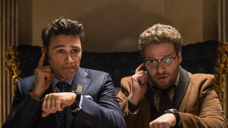 James Franco and Seth Rogen Talk On 'The Interview'