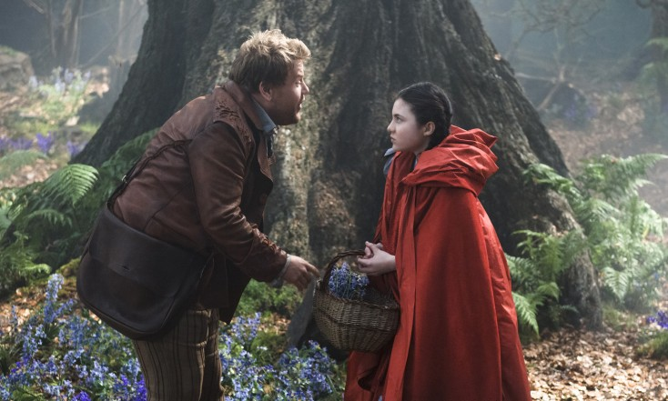Fractured Fairy Tales Enliven 'Into the Woods'