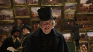 Timothy Spall stars as J.M.W. Turner in MR. TURNER. ©Sony Pictures Classics. CR: Simon Mein.