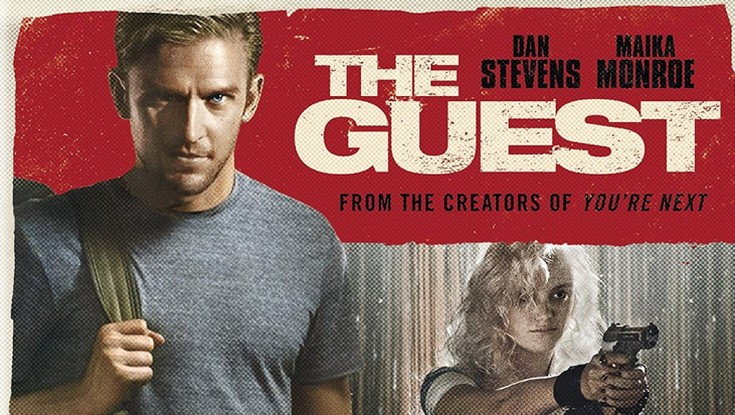 Dan Stevens Plays Mysterious Stranger in 'The Guest'